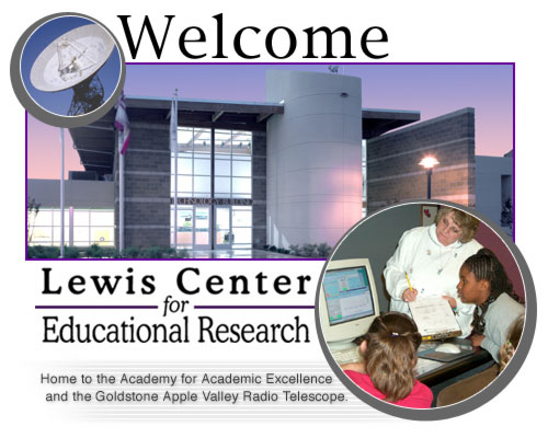 Lewis Center for Educational Research